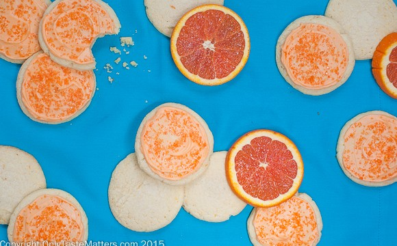 Orange Creamsicle Sugar Cookies make me dream of summer! #gfree